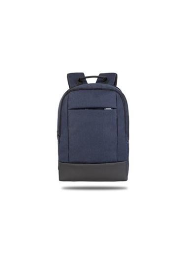 Classone Classone Tw1501 Twin Color 15.6 İnch Notebook Çantası-Mavi Mavi